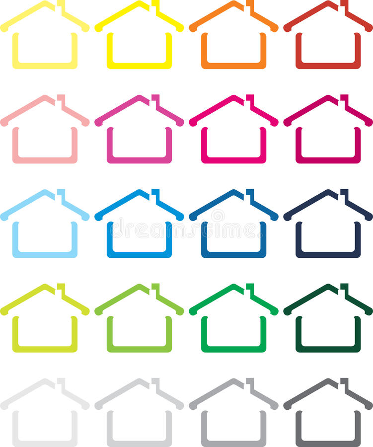 La imagen del vector de la casa libre illustration