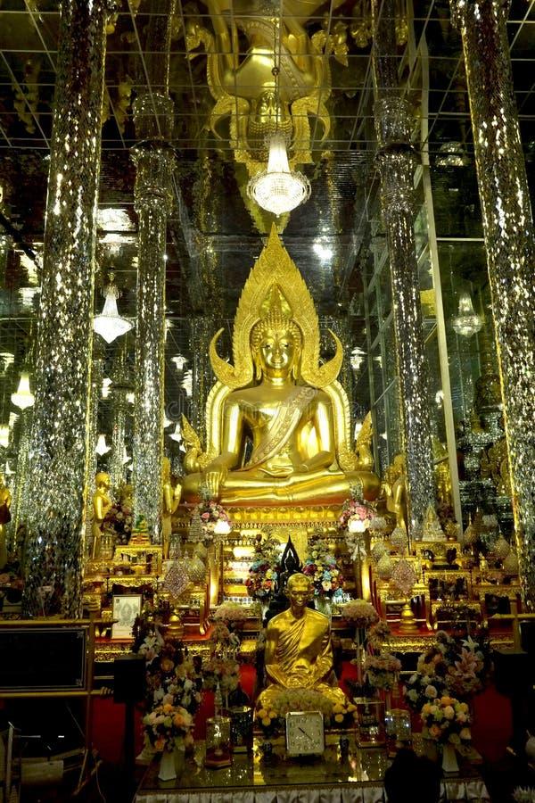 La imagen/la estatua de Buda fotografía de archivo