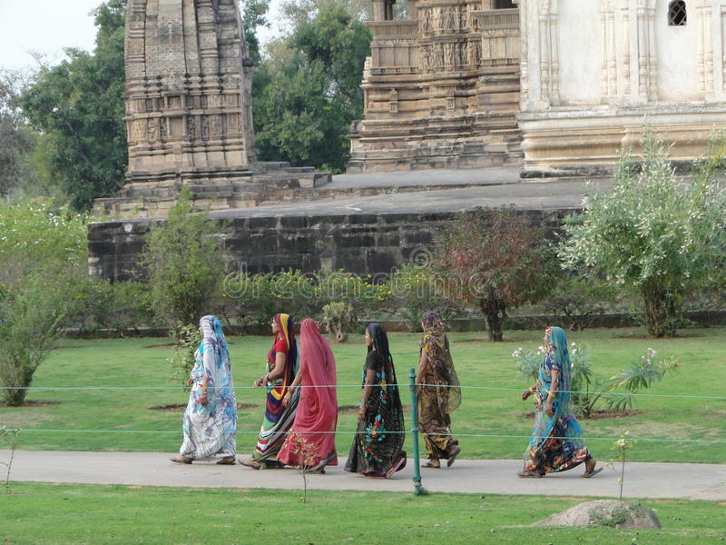 La India - Chittorgarh fotos de archivo libres de regalías