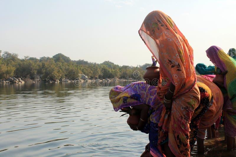 La India Orcha imagen de archivo libre de regalías