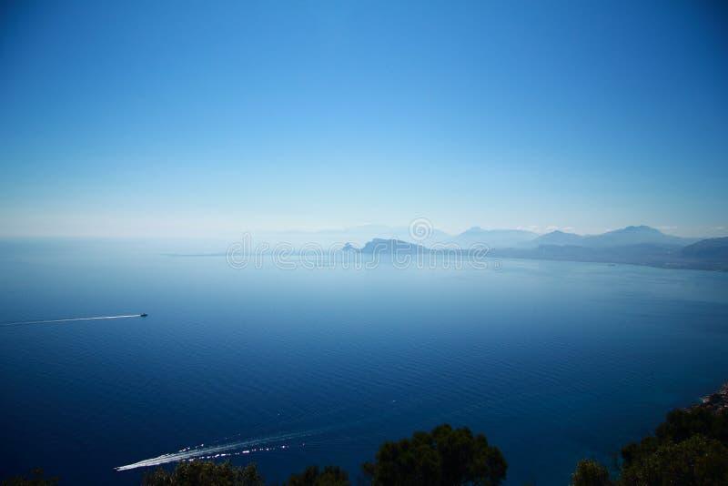 La isla de Sicilia, Palermo imagen de archivo libre de regalías