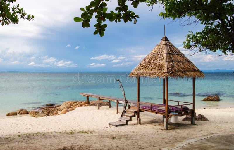 La isla hermosa imágenes de archivo libres de regalías