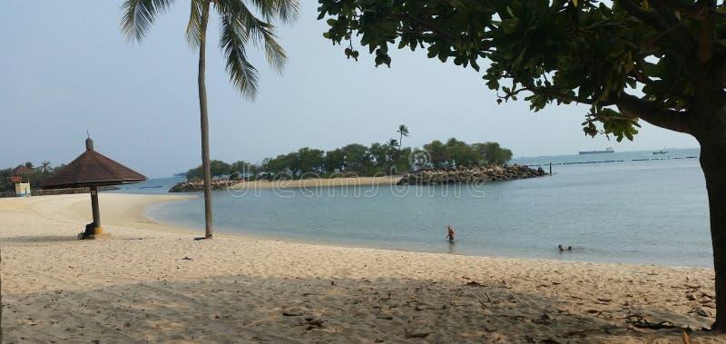 La isla hermosa foto de archivo libre de regalías