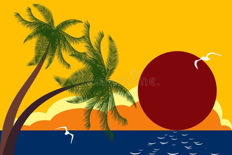 La Jamaïque illustration de vecteur