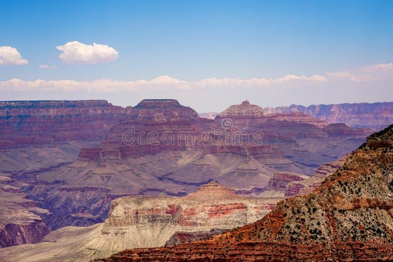 La jante du sud de Grand Canyon photo stock