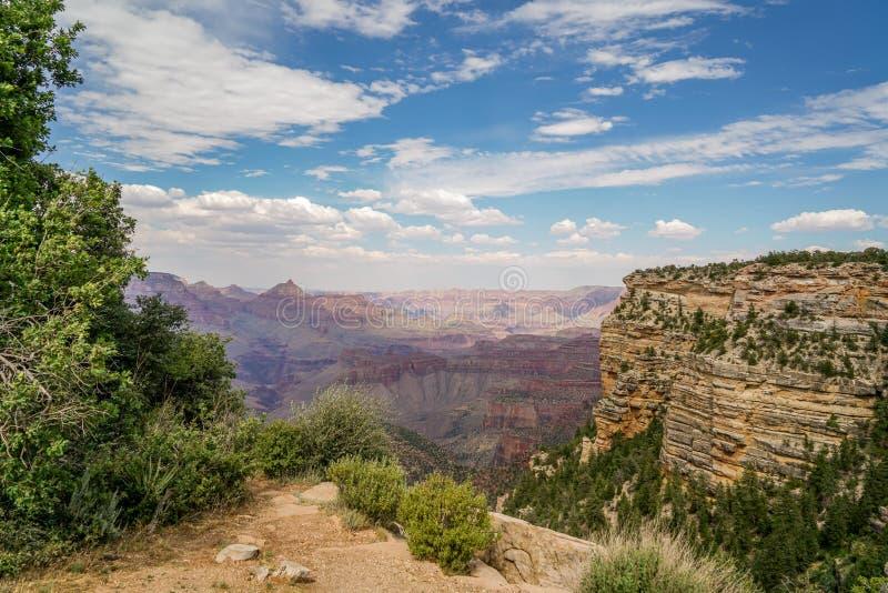 La jante du sud de Grand Canyon photos libres de droits