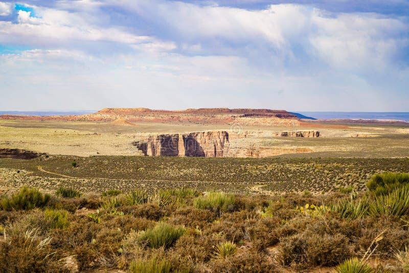La jante du sud de Grand Canyon image stock