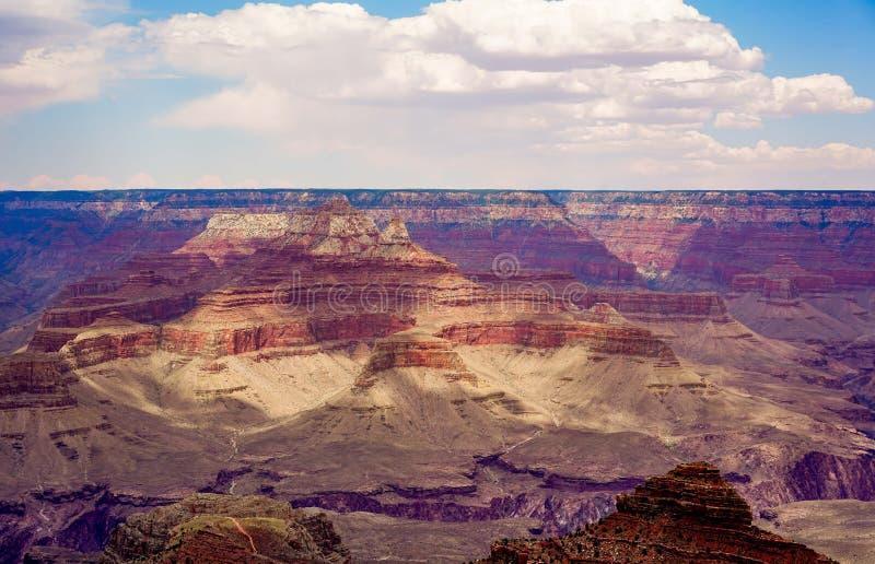 La jante du sud de Grand Canyon photographie stock libre de droits