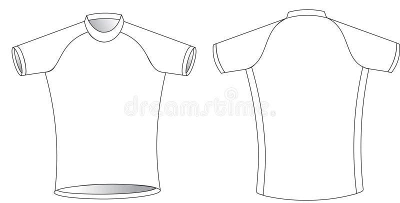 La Jersey di riciclaggio illustrazione vettoriale