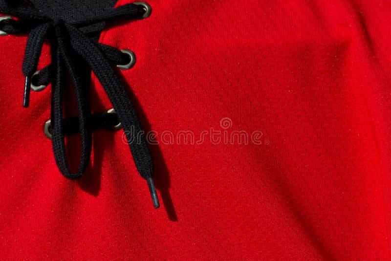 La Jersey rossa immagine stock libera da diritti