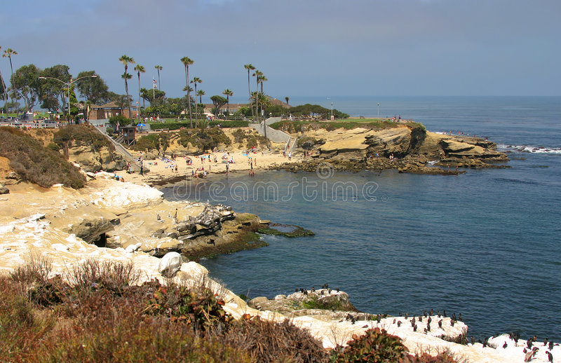 Download La Jolla Cove stock image. Image of pacific, summer, destination - 7517831