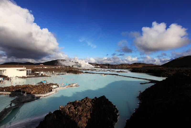 La laguna azul fotos de archivo libres de regalías