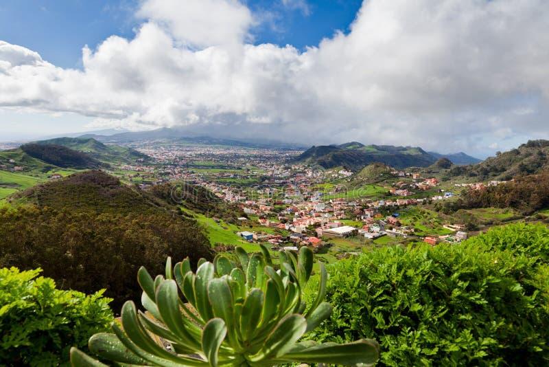 La Laguna, Tenerife di San Cristobal de fotografia stock libera da diritti