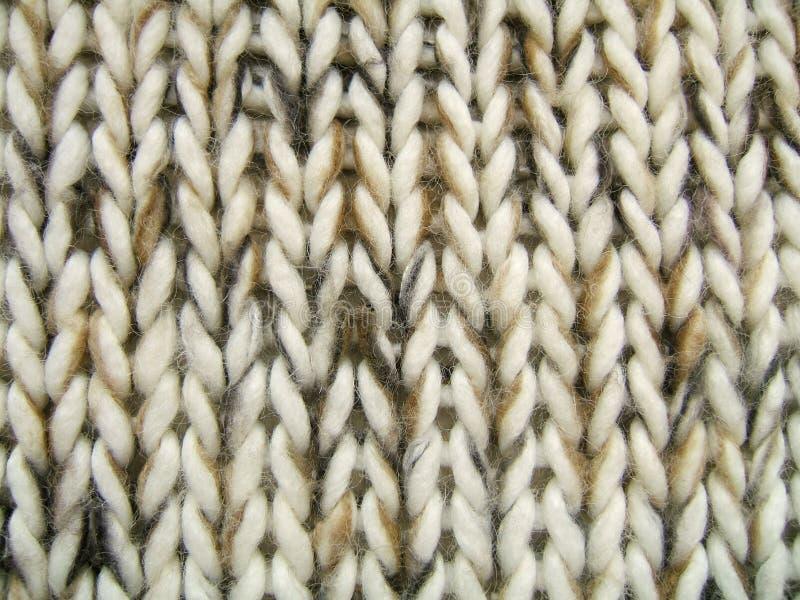 La laine raye la configuration photo libre de droits