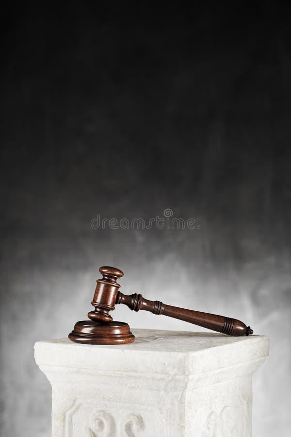 La ley foto de archivo libre de regalías