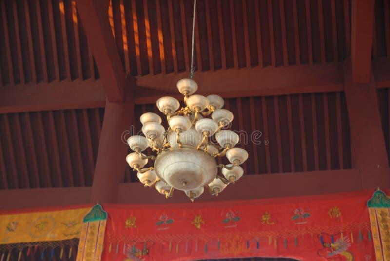La linterna del palacio foto de archivo libre de regalías