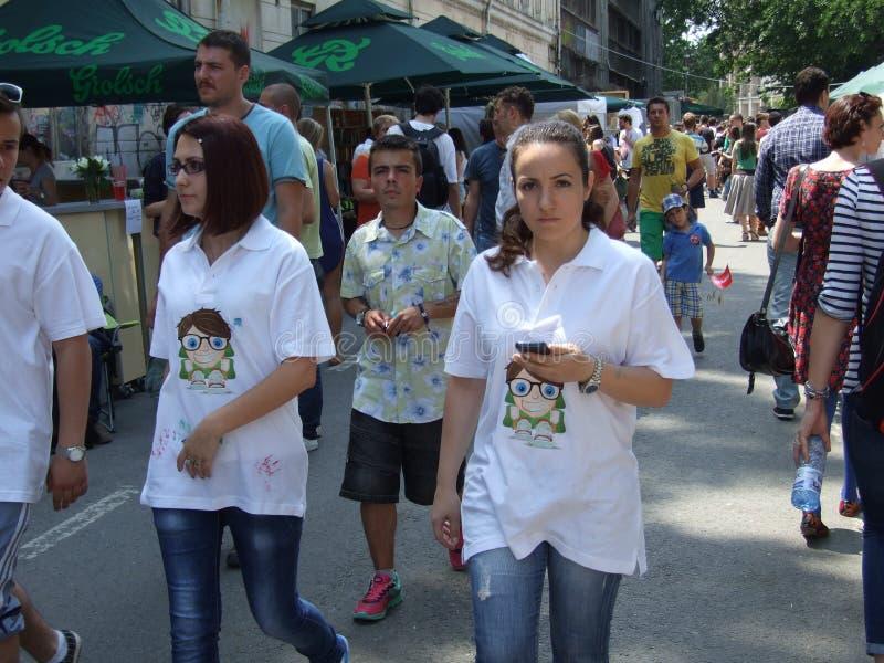 La livraison 2013 de rue photos libres de droits