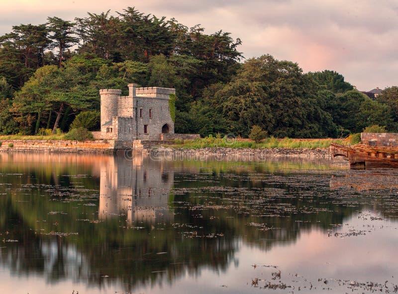 La locura en el lago Hooe foto de archivo libre de regalías