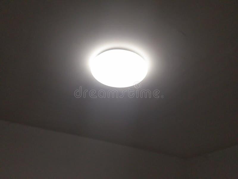 La luce illumina il futuro fotografie stock