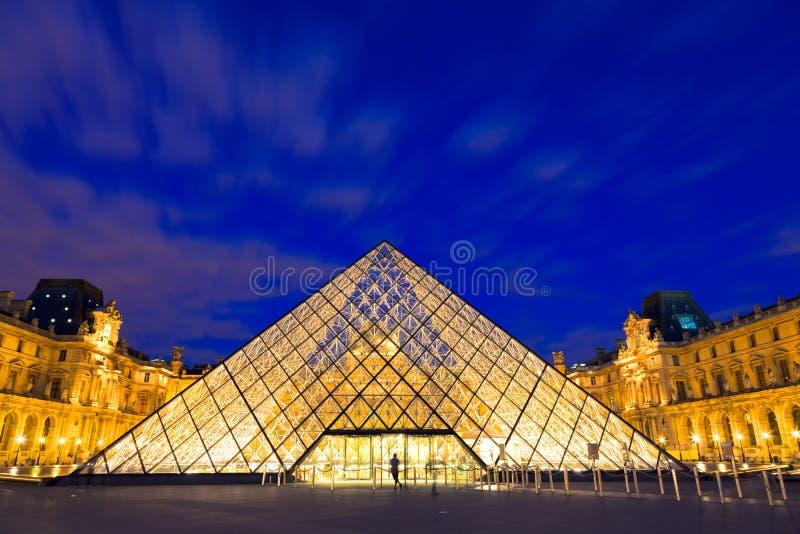La lumbrera, París imagen de archivo libre de regalías