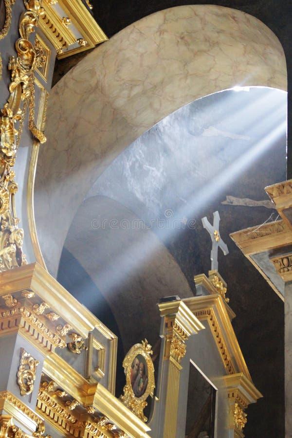 La lumière de Dieu photos libres de droits
