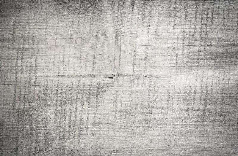 La lumière grise a rayé la coupe en bois, hachoir Texture en bois photos stock