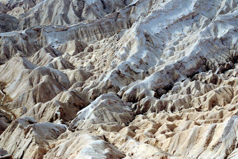La Luna, desierto de Atacama, Chile de Valle de fotos de archivo libres de regalías