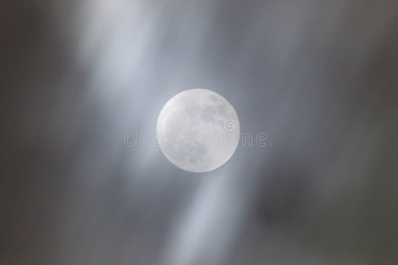 La Luna Llena fotos de archivo