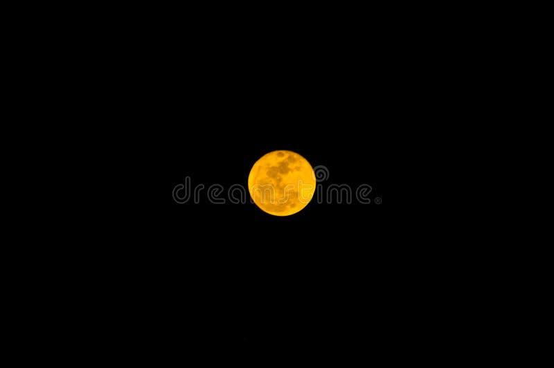 La Luna Llena fotografía de archivo libre de regalías
