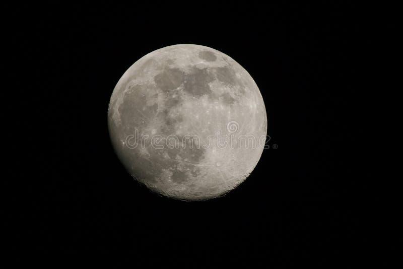 La lune image stock