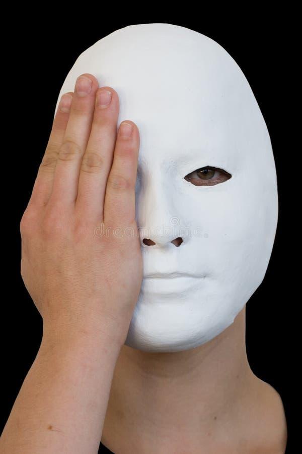 Download La máscara imagen de archivo. Imagen de halloween, misterioso - 1283433