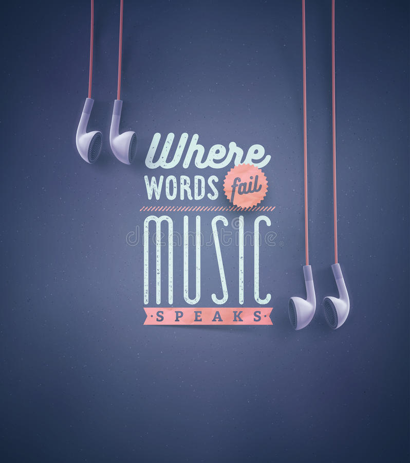 La música habla