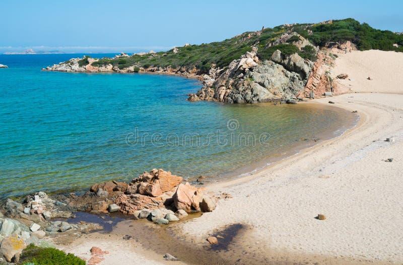 La-Maddalena-Insel, Sardinien, Italien lizenzfreies stockfoto