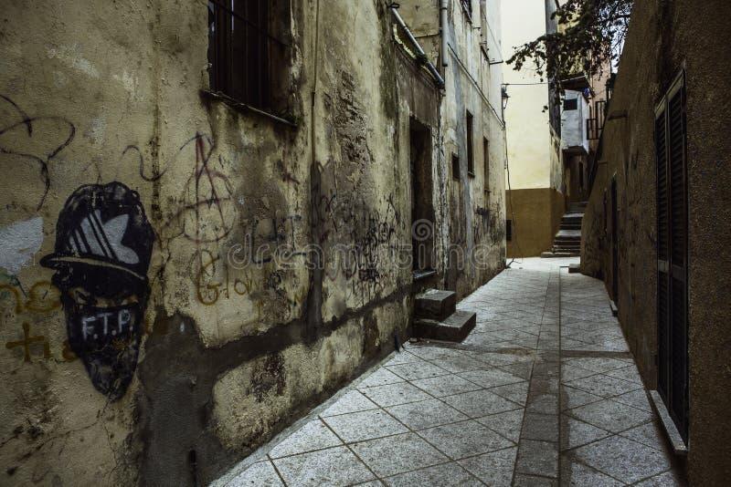 La Maddalena, Sardinien, Italien lizenzfreies stockfoto