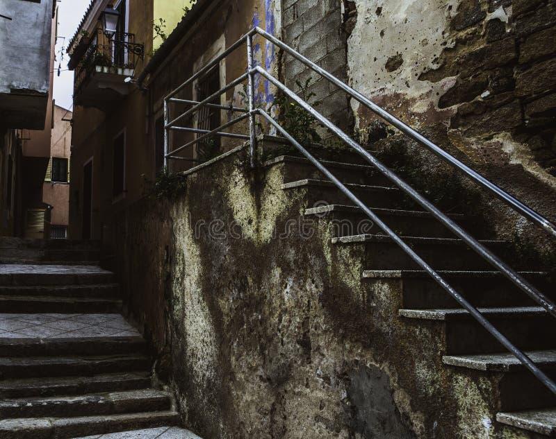 La Maddalena, Sardinien, Italien lizenzfreies stockbild