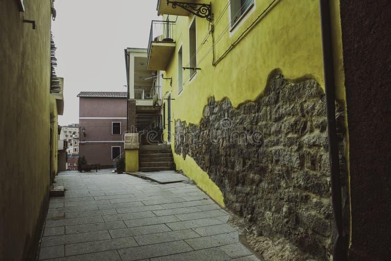 La Maddalena, Sardinien, Italien stockbilder