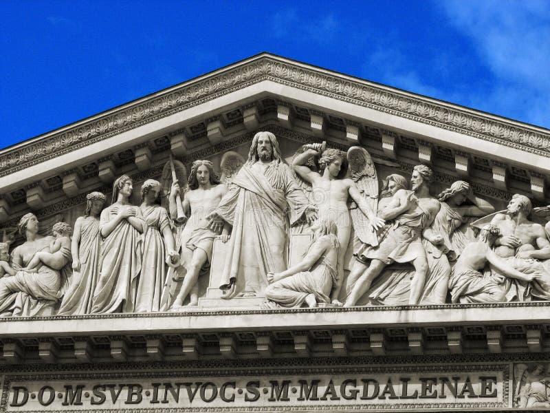 Download La Madeleine stock photo. Image of greek, historic, madeleine - 8376678