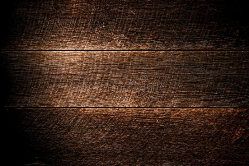 La madera antigua del granero con vio el fondo del tablón de las marcas fotos de archivo