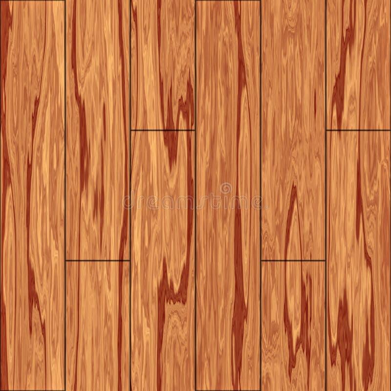 La madera artesona el fondo del grano libre illustration