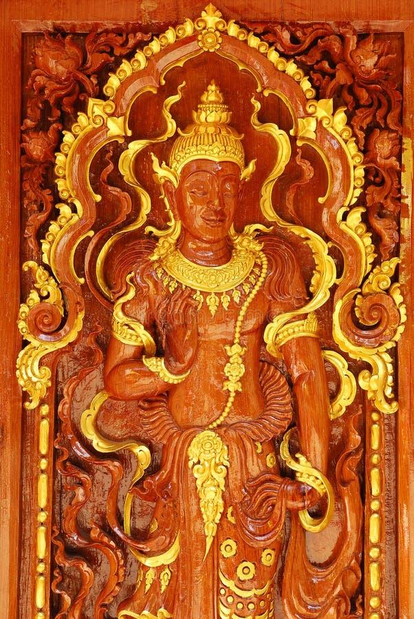 La madera de dios talla imagenes de archivo
