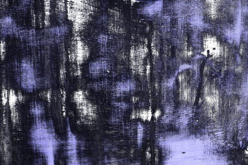 La madera natural del grunge azul con muchos puntos rasguñados texturiza - el fondo abstracto lindo de la foto foto de archivo libre de regalías