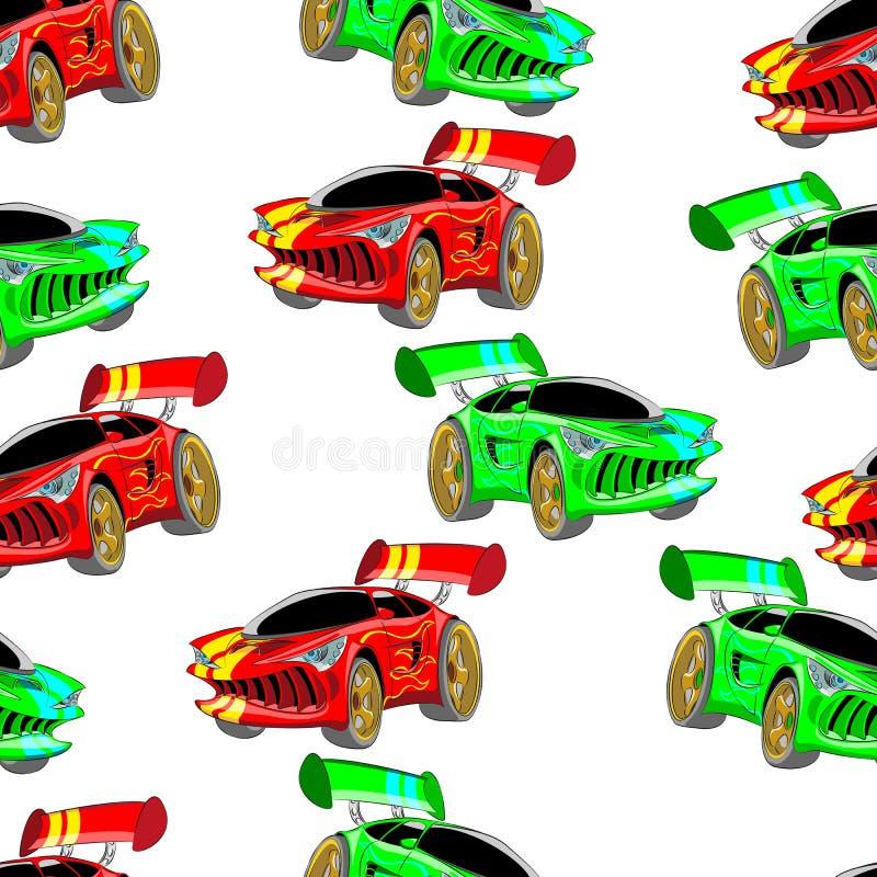 la maille de véhicule folâtre le vecteur illustration stock