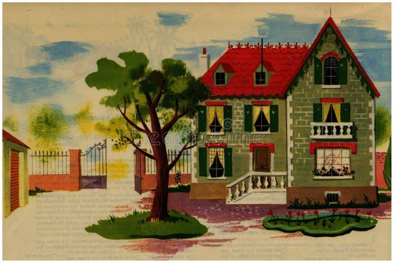 la maison royalty free stock images