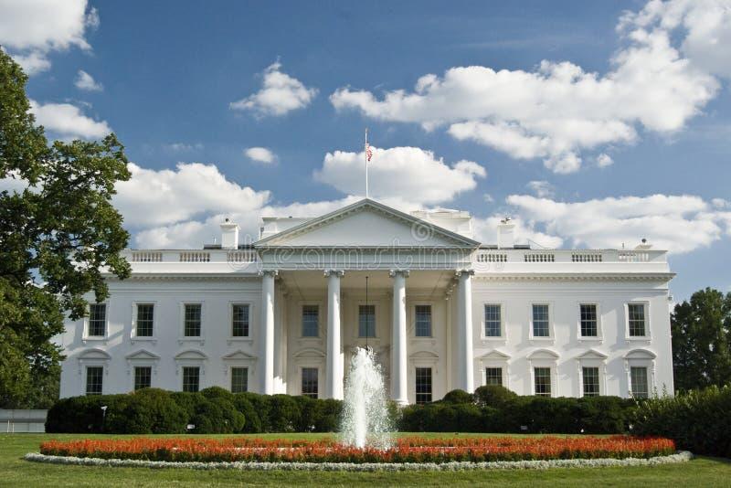La Maison Blanche  photo libre de droits