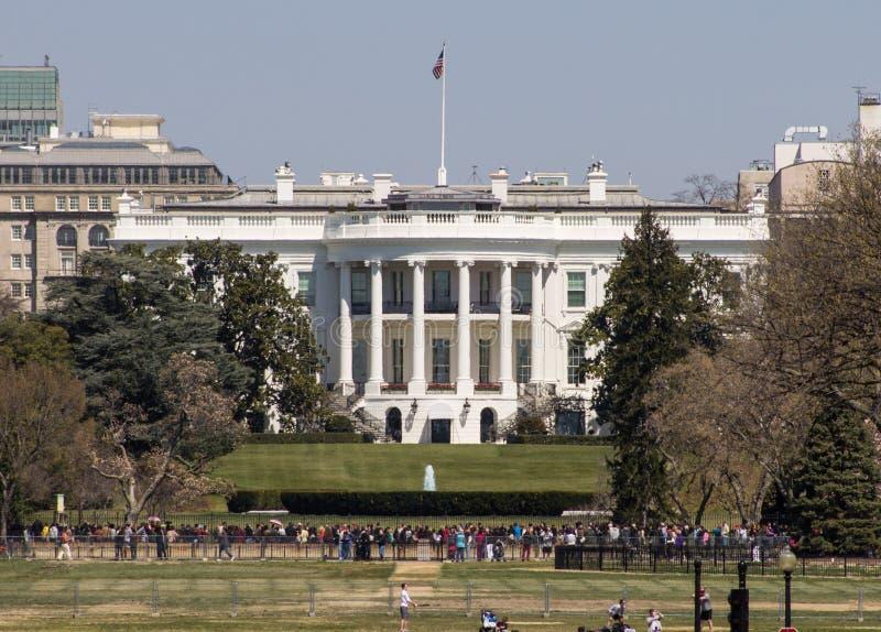 La Maison Blanche  image stock