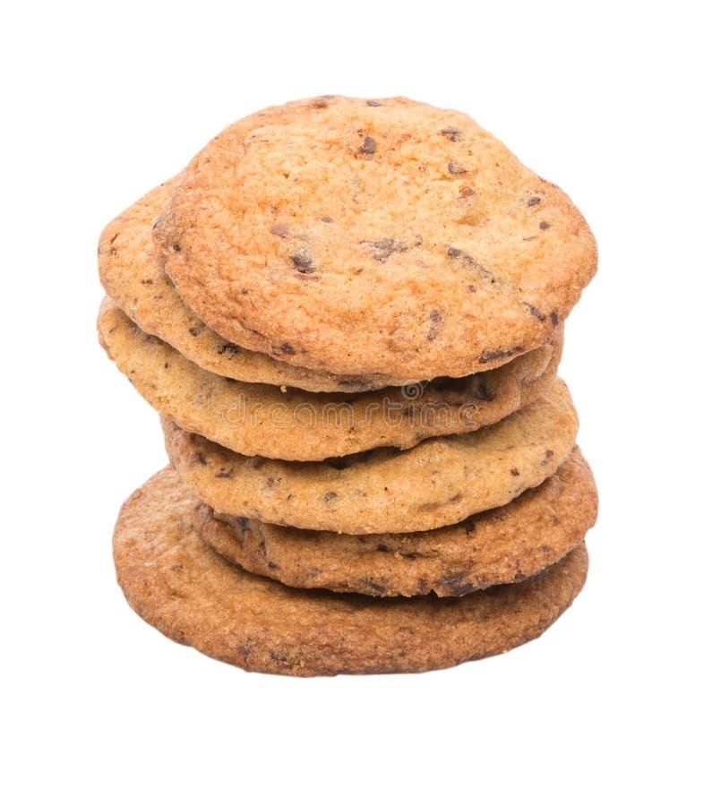 La maison a fait à des biscuits I photos libres de droits