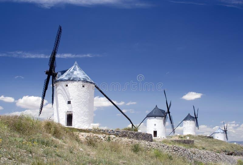 La Mancha royalty-vrije stock foto
