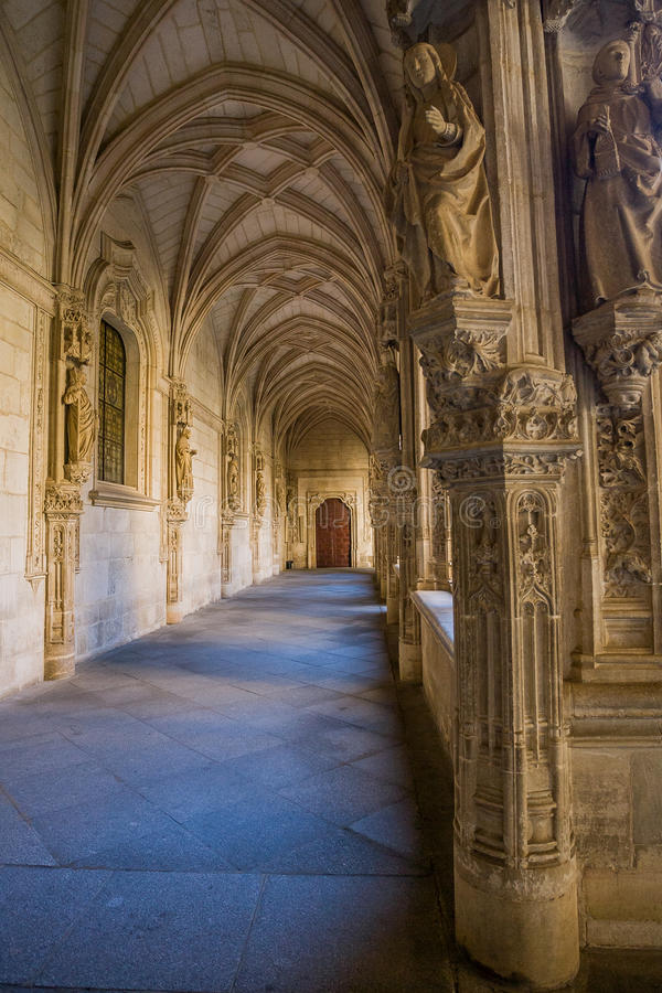 Convento Del Monastero Di San Juan De Los Reyes A La ...
