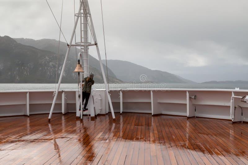 La Manche de briquet, Chili image libre de droits