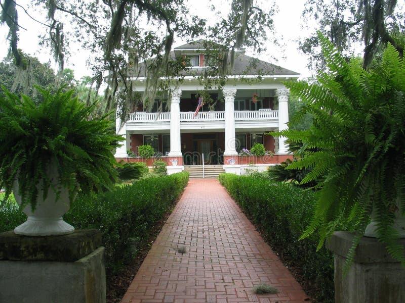 La mansión fotografía de archivo